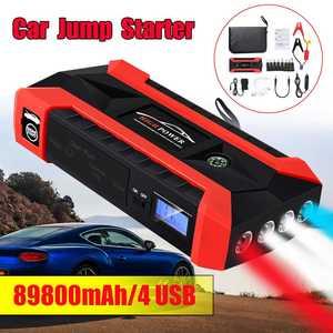 89800mAh 4USB Car Jump Starter