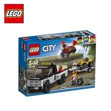Конструктор LEGO City 60148 Гоночная команда