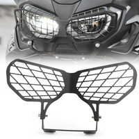 For Honda Africa Twin CRF1000L 2016 2017 2018 2019 & Adventure Sports 2018 Motorcycle Front Headlight Grille Protective Cover
