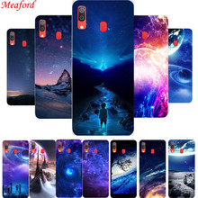 Popular Case For Samsung Galaxy A30 Silicone Cool Print Soft TPU Phone A 30 A305F Coque Funda 6.4