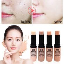4 цвета женский макияж для лица консилер крем длительный Контурный карандаш контурная хайлайтер косметика