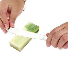 Грит Измельчить отточить влажная точилка Oilstone точильный камень бар Abrader точильный камень системы ткань для полировки точилка для кухни нож