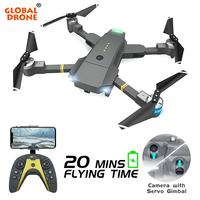 Lagopus XT 1 Plus 20 Mins Flight Duration 5MP FPV WIFI 1080P Drones with Camera HD Quadcopter Mini Drone Foldable Drone
