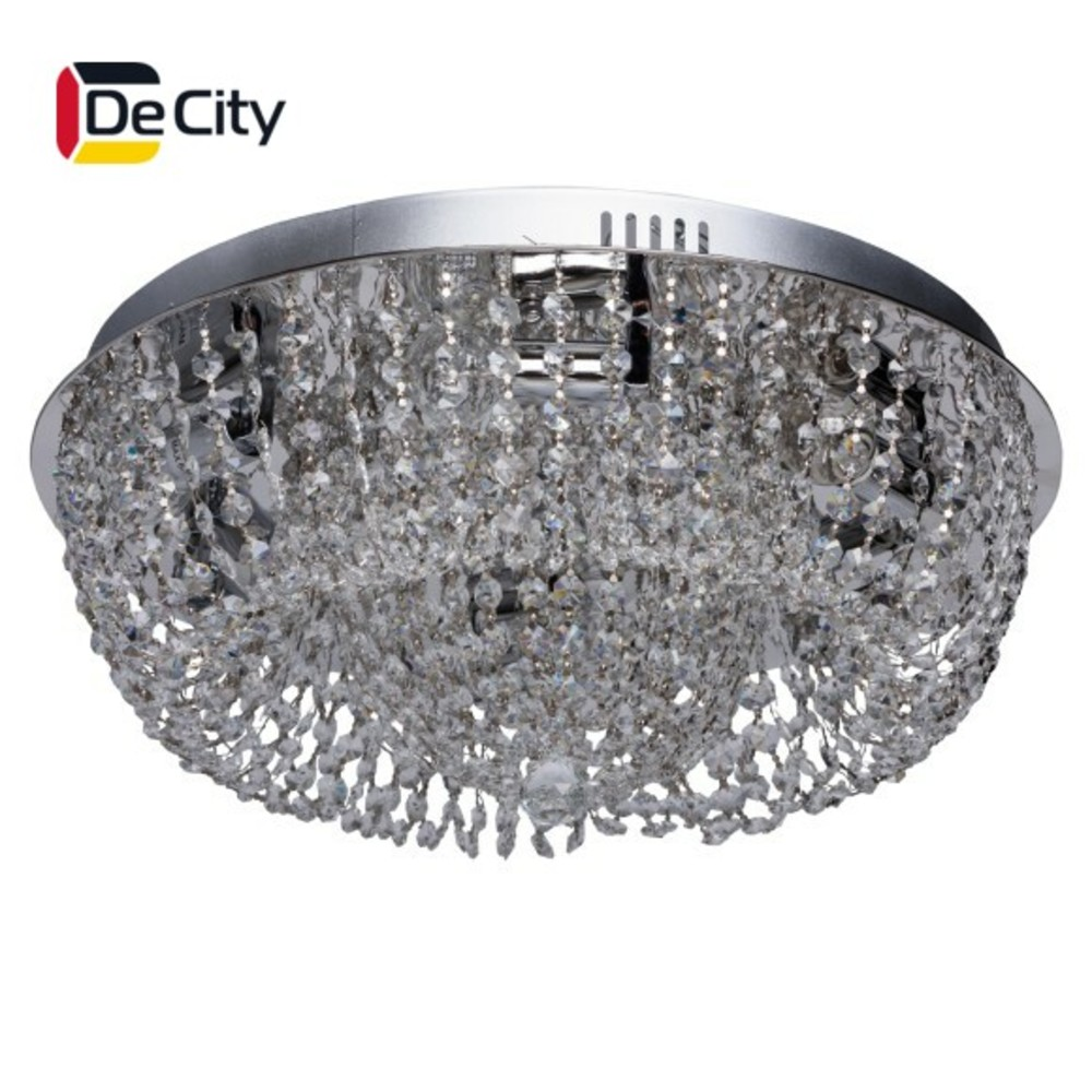 Chandelier Crystal DeCity 366012706 ceiling chandelier for living room to the bedroom indoor lighting gramercy люстра elmer crystal chandelier