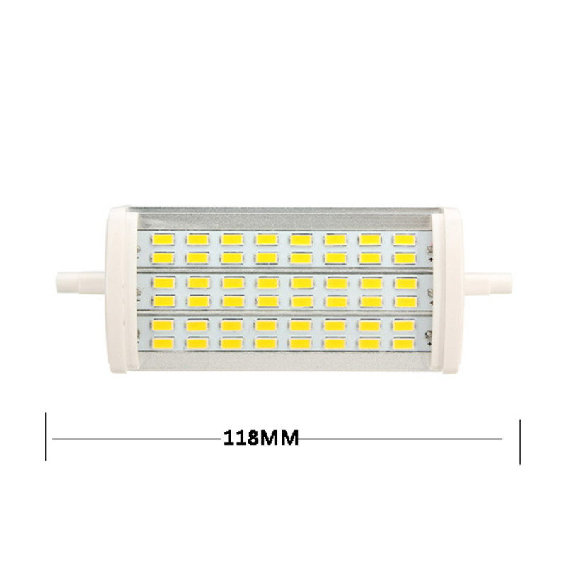 Light Bulbs Arilux R7s Energy Saving Non-dimmable Led Bulb 14w 48 Smd 5730 118mm Corn Light Home Lighting Ac 85-265v 2019 Official