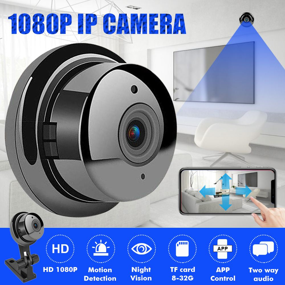 1080P HD Security IP Camera 3.6mm Clear Wired Wireless Mini Security Wifi Night Vision Smart Home Video System Baby Monitor1080P HD Security IP Camera 3.6mm Clear Wired Wireless Mini Security Wifi Night Vision Smart Home Video System Baby Monitor