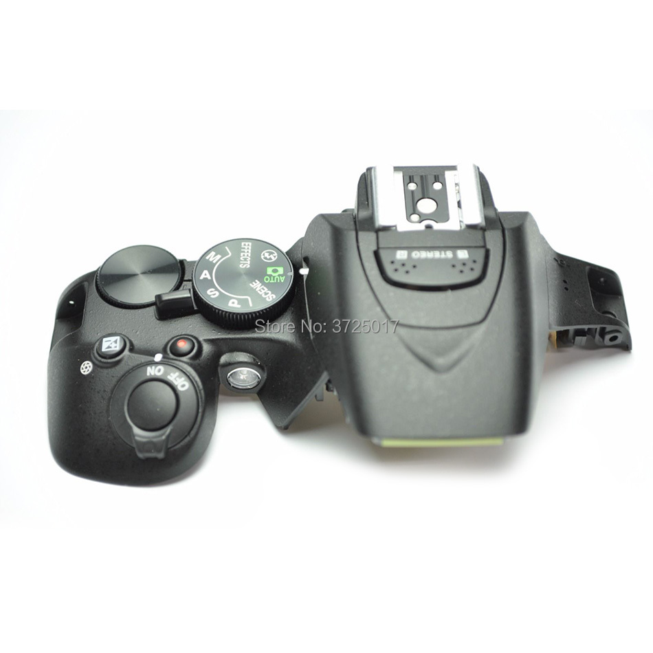 Top Cover Shutter Flash Replacement Repair Part For Nikon D5500 SLR