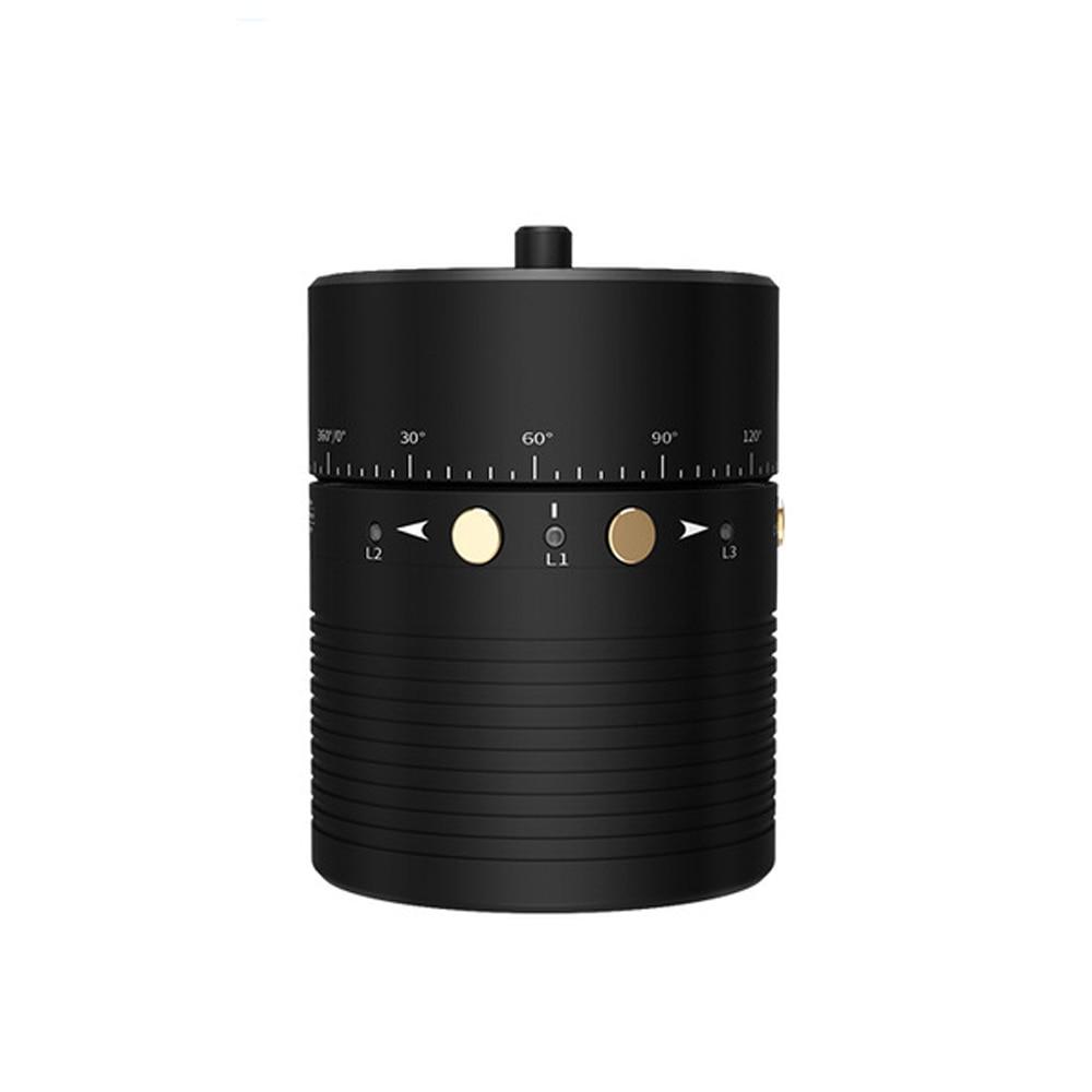 360 Degrés Caméra Panoramique Moun pour Feiyu Tech Poignée Cardan Satbilizer Automatique Rotation Stand 1/4 Pouces pour Smartphone Caméra