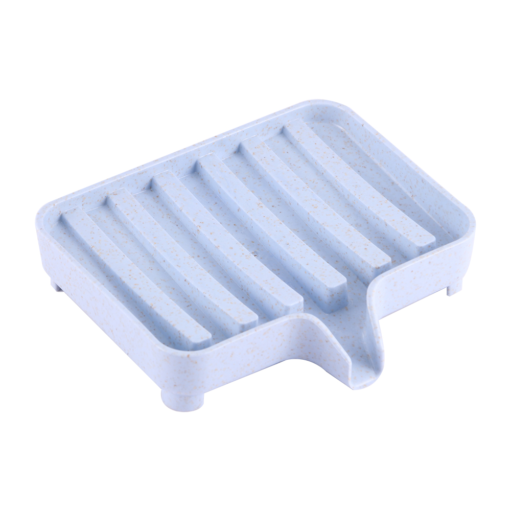 Double Layer Net Type Home Bathroom Soap Dish Box Soap Drainage Dish Holder Cuisine  U0026 Maison ...