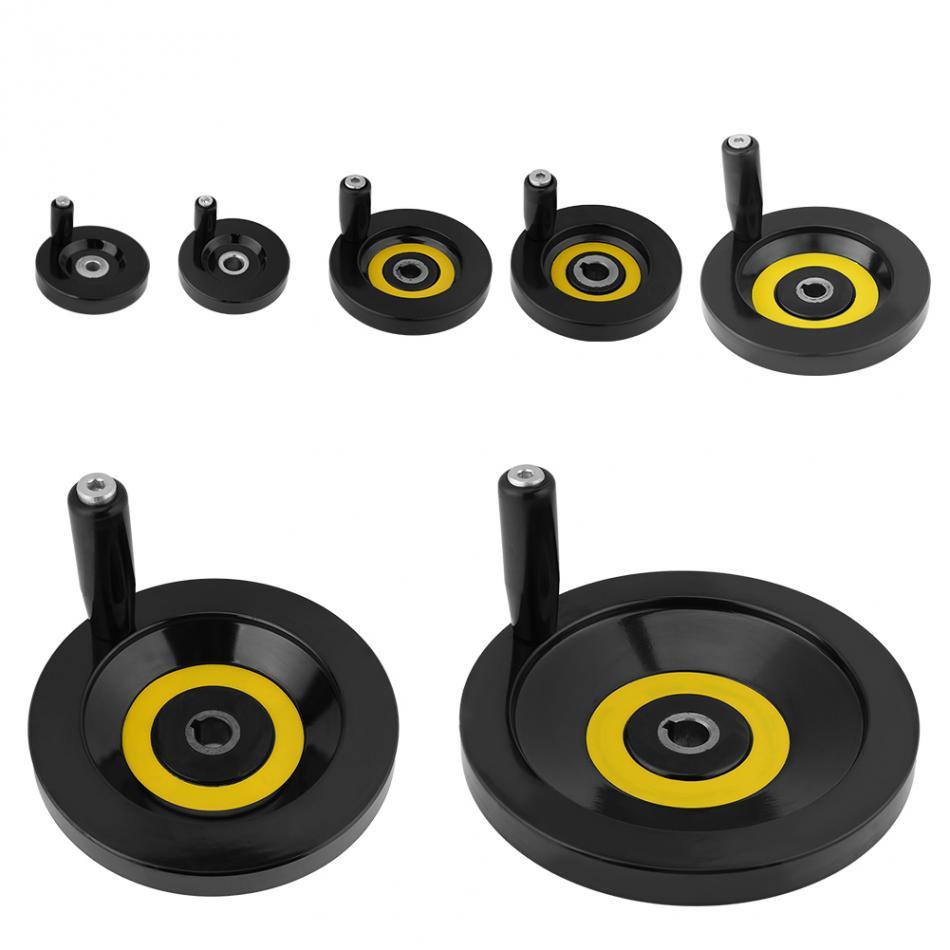 Handwheel pour moteur pas à pas 5mm diamètre