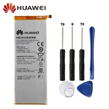 Huawei Original Replacement Battery HB3543B4EBW For Huawei Ascend P7 L07 L09 L00 L10 L05 L11 New Authentic Phone Battery 2460mAh все цены