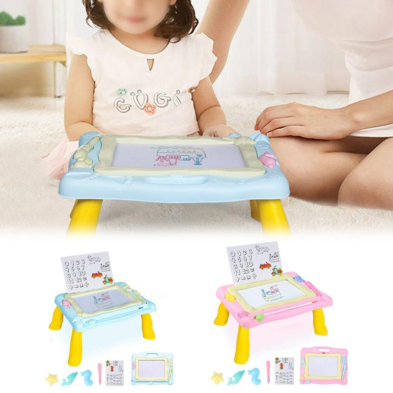 Hot Sale ABS Magnetic Cartoon Children Aqua Doodle Drawing Board Table Toys Early Learning Education Drawing Toys Gift For KidsHot Sale ABS Magnetic Cartoon Children Aqua Doodle Drawing Board Table Toys Early Learning Education Drawing Toys Gift For Kids