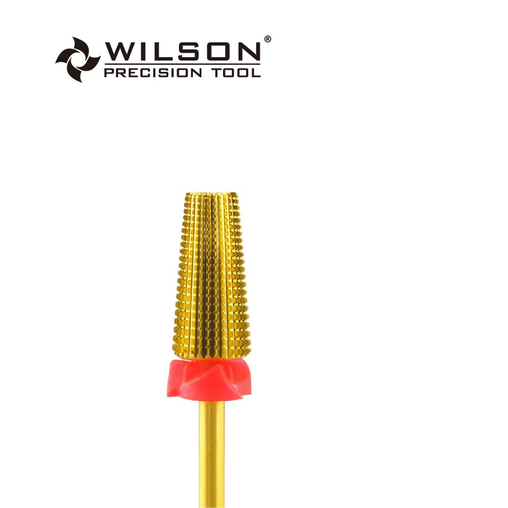 Image 5 - 5 in 1   Carbide Nail Bits   WILSON Carbide Nail Drill Bit-in Electric Manicure Drills from Beauty & Health