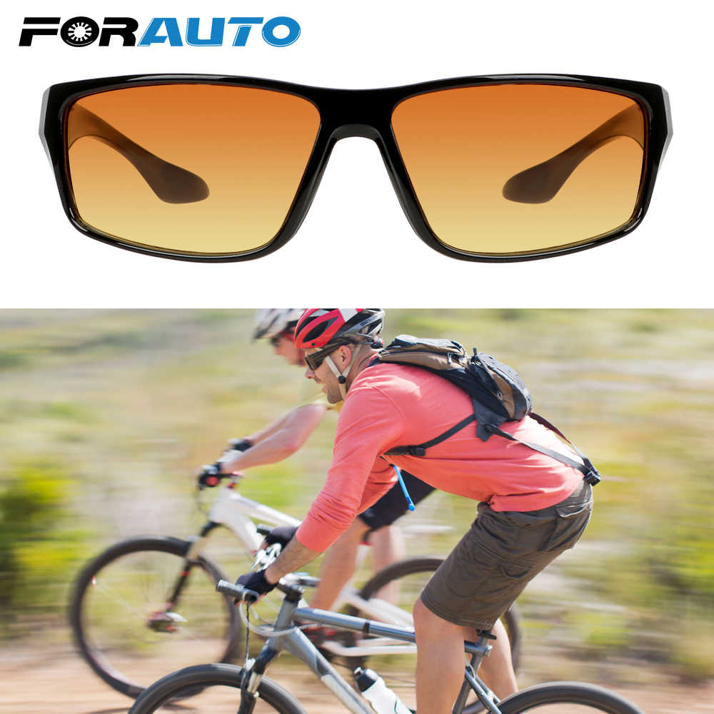 FORAUTO Motocross Bike Goggles Unisex Eyewear UV Protection Outdoor Sports Riding Sunglasses Wind Resistant Motorcycle Glasses