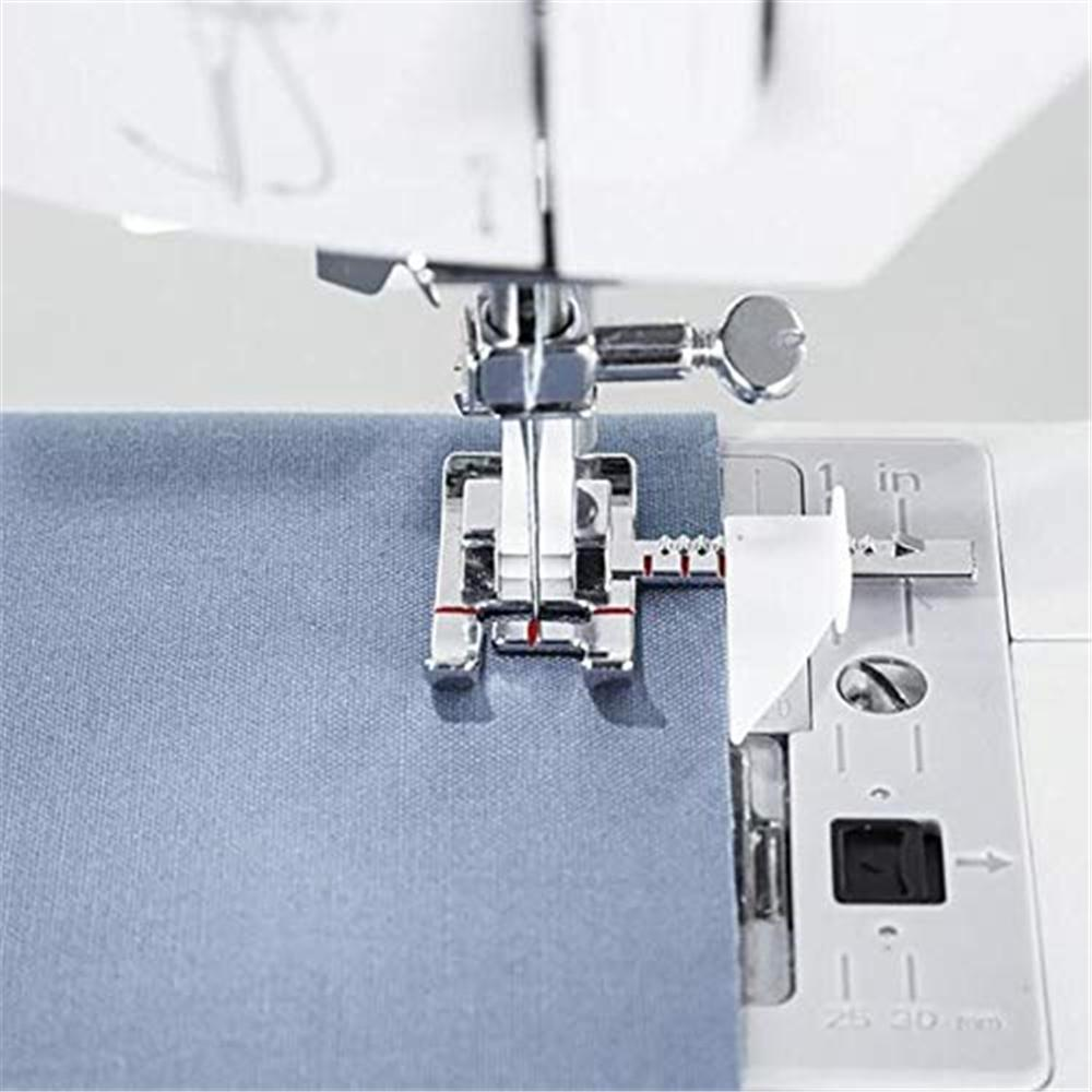 Adjustable Guide Ruler Foot For PFAFF Sewing Machine With IDT System