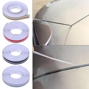 Image 4 - Car Styling 32ft 4x2mm Pinstriping Pinstripe Vinyl Tape Sticker Double Line Reflective Roll Tape Marking Film Sticker for Car