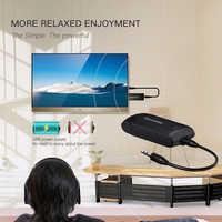 4,2 Bluetooth transmisor receptor altavoz estéreo USB coche Audio portátil inalámbrico música para TV ordenador auriculares 3,5mm