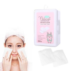 100pcs Makeup Cotton Cleansing
