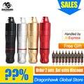 Professional Tattoo Rotary Machine Pen Quietly Motor Make up Brand Guns Supplies