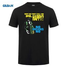GILDAN NoMeansNo  Do They Call Me Mr. Happy? T-Shirt Men and Women No Means Punk Rock Tee big Size S-XXXL
