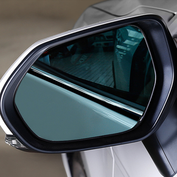 My GoodCar Large-field blue mirror reversing mirror with steering electric heating For Toyota C-HR CHR 2016-2018 Car accessories