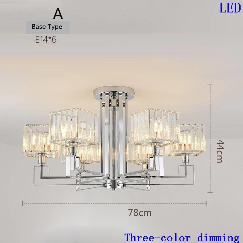 Industrieel Deco Chambre Fille Loft Crystal Industrial Decor Lampen Modern Luminaire Suspendu Lampara Colgante Hanging Lamp in Pendant Lights from Lights Lighting