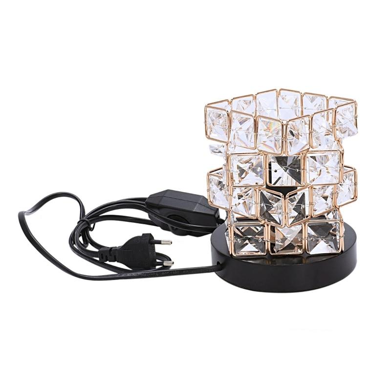 Himalayan Salt Lamp,Natural Hymalain Salt Rock in Crystal Basket with Dimmer Switch,UL-Listed Cord &Wood Base EU Plug