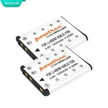 Bonacell NP 45,NP 45A NP 45S NP45,NP45A LI40B Battery for Fujifilm FinePix Z30,Z10fd,Z250fd,Z110,Z700EXR,J10,J120,JV100 L10