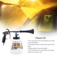 Car Cleaner Kit Auto Interior Dryer Deep Clean Washing Cockpit Care Cars Air Operated Wash Equipment Care Maintenance Supplies