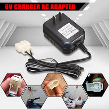 1Pcs WALL Charger AC Adapter for KID TRAX ATV Quad Car 6V Battery Powered ride on car New(China)