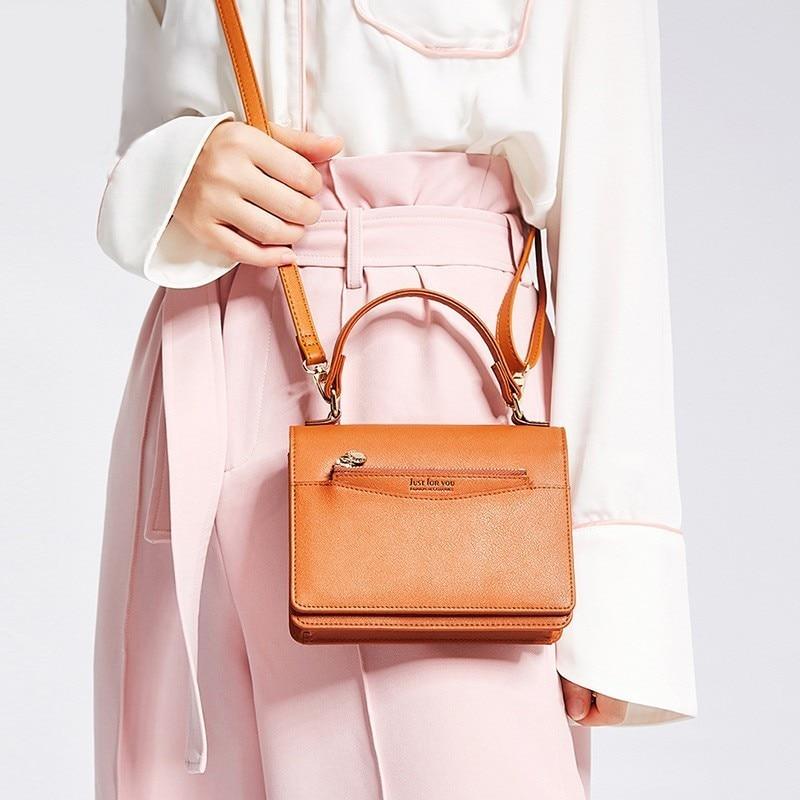 1486b8ad5a57 Fashion Designer Women Handbag Female PU Leather Bags Handbags Ladies  Portable Shoulder Bag Office Ladies Bag ...