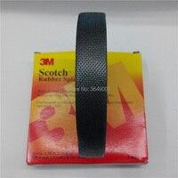 Çin Tedarikçisi 3 M Kauçuk Ekleme Elektrik Kendinden Erir Bant 23 19mm x 9.1