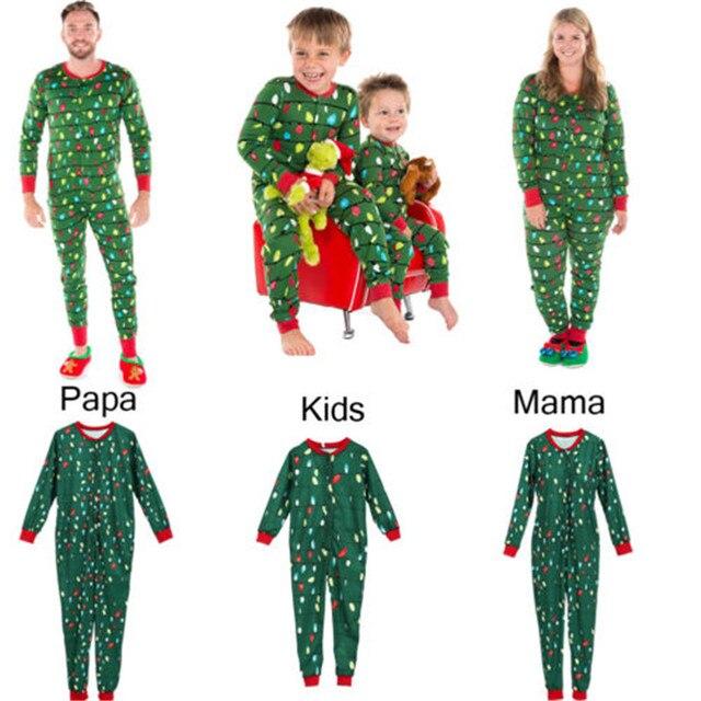 Aliexpress Com Comprar Canis Navidad Familia Pijamas A Juego