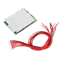10S 36V 35A Li Ion Lipolymer Battery Protection Board Bms Pcb For E Bike Electric Scooter