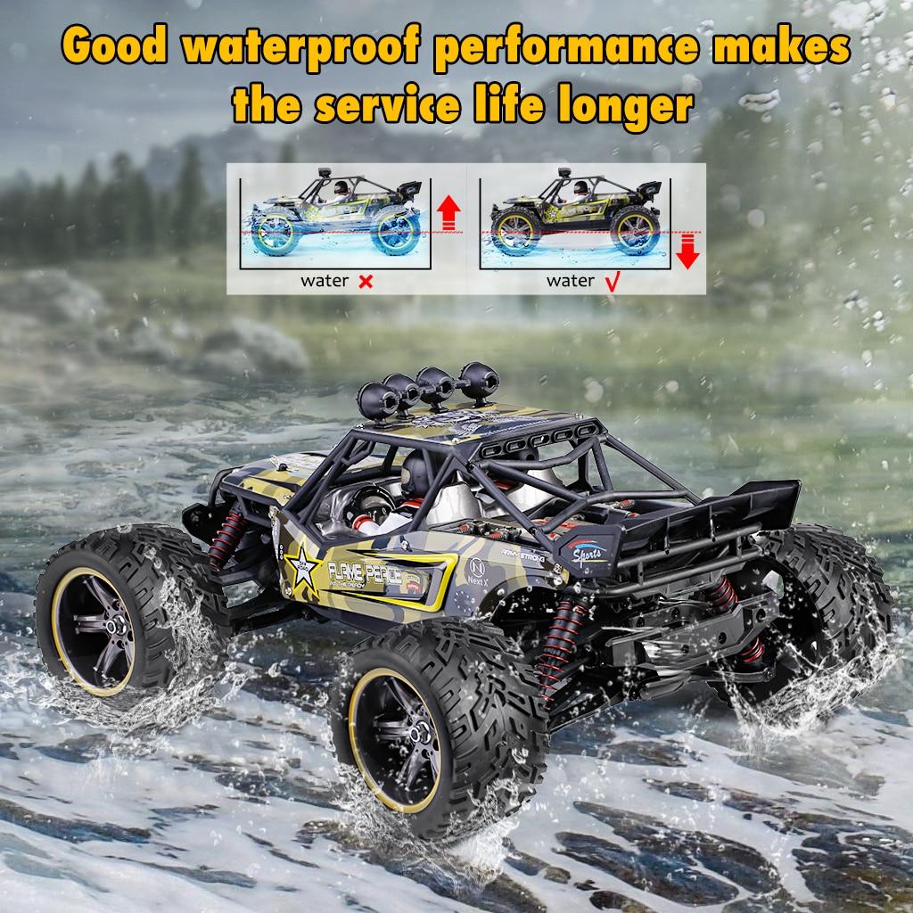 Chaud GPTOYS S916 RC voitures télécommandé camion 1/12 échelle 2.4 GHz 2WD étanche tout-terrain monstre voiture meilleurs cadeaux pour enfants adultes - 3