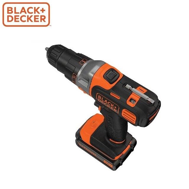 Многофункциональный аккумуляторный инструмент Black+Decker MT218K-QW MultiEvo (18 В, 1 Li-Ion АКБ)