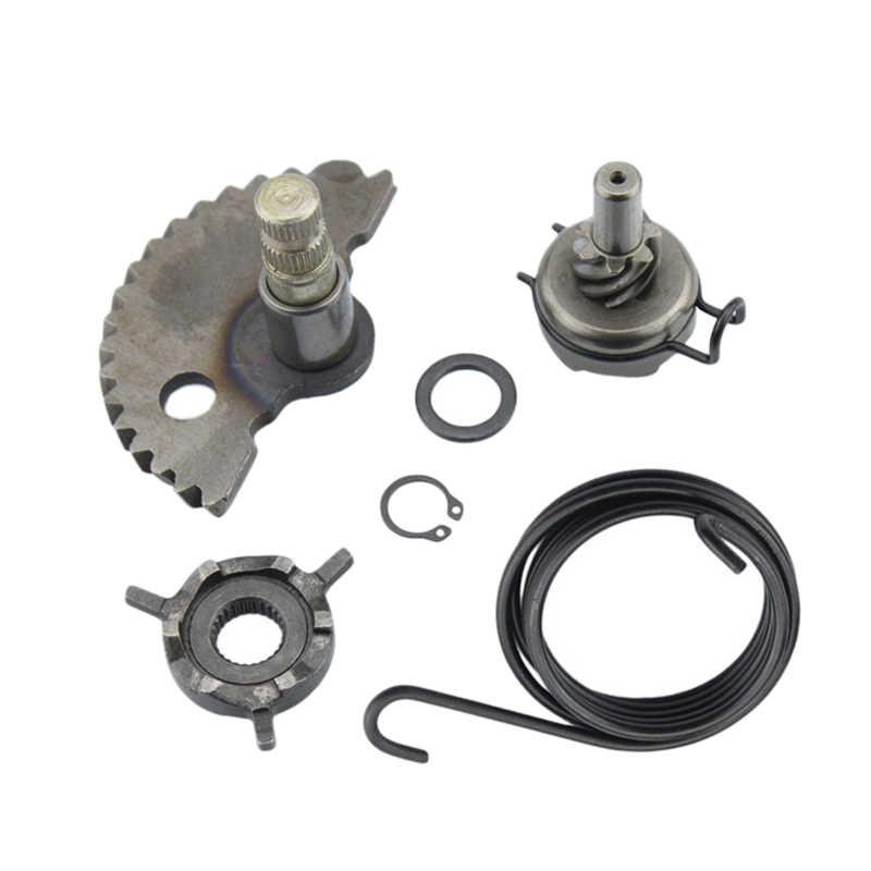 Starter Poros Kit Mesin Cakar Mounting Kit untuk Gy6 Mesin 50Cc 60Cc 80Cc 139Qmb