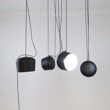 Modern Pendant Lights For Dining Room Home Living Black Hanging Lamp Fixture Restaurant Cafe Decor Suspension Lighting Luminaire цена в Москве и Питере