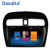 Android 8.0 Octa Core Car Android Radio Multimedia Player for Mitsubishi attrage with 9 HD IPS Touch Screen GPS Navigator 1 din