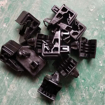 10pcs/lot Headlight Bracket Clips Mount Bracket Clip for Toyota Highlander Corolla Tacoma 4runner Lexus image