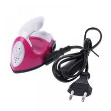 2019 Mini Portable Electric Irons DIY Traveling Temperature Control Travel Equipment Steam Irons Curtain Leather Coat