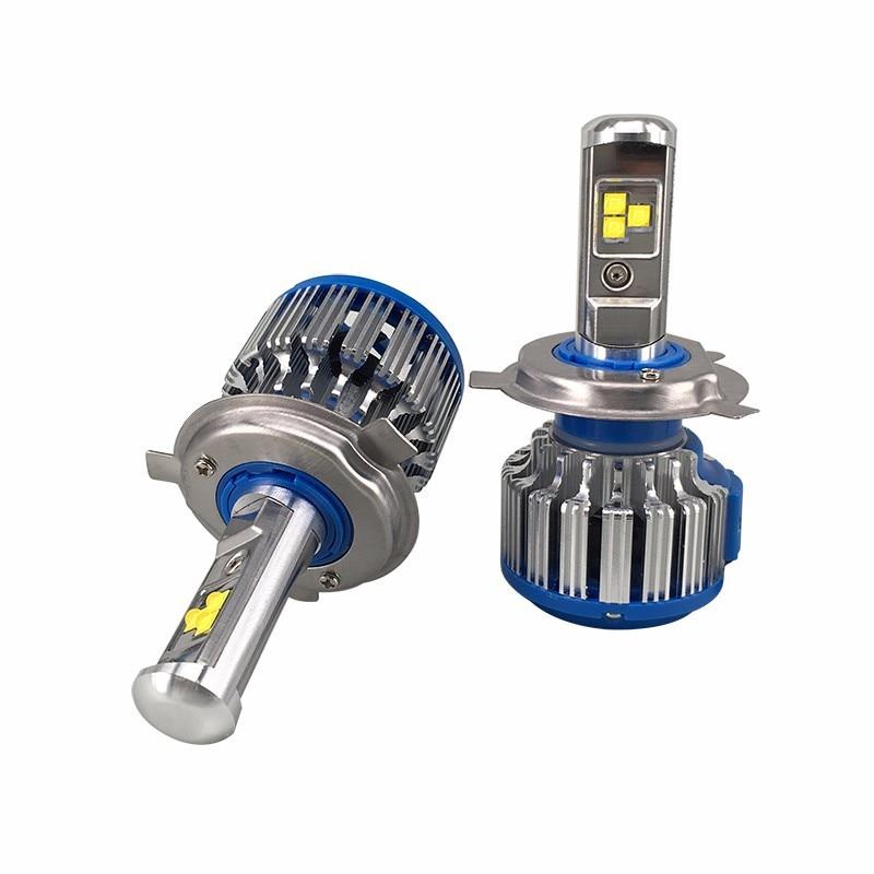 Automobiles & Motorcycles Lddczenghuitec Car/auto Led Headlamp/light Bulbs H4 H7 H1 9005 H11 9004 Hb1 High Low Adob Beam Turbo Leds Car Headlight Light Skilful Manufacture Car Headlight Bulbs(led)