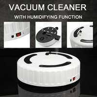 3 In 1 Automatic Strong Suction Floor Sweeping Dust Catcher Smart Clean Robot Intelligent Vacuum Cleaner Rechargeable