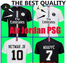 e0e095b3e new S-XL 2019 adult psg jersey NEYMAR JR MBAPPE PARIS soccer jersey 2018  2019 Paris shirt VERRATTI CAVANI MEN football brand