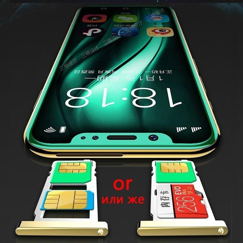 Quad phones cell mini