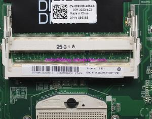 Image 3 - Genuino CN 089X88 089X88 89X88 DA0R03MB6E1 REV: E HM67 Scheda Madre Del Computer Portatile Mainboard per Dell Vostro 3750 V3750 Notebook PC