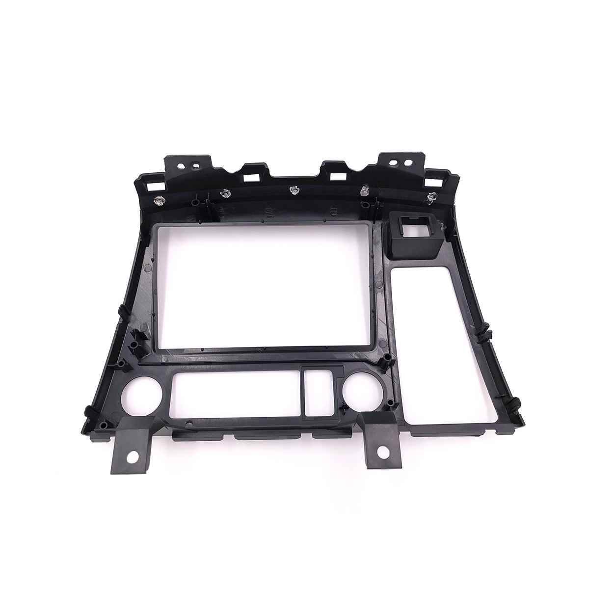 25*8*34 5cm Car Radio Facia Dash Kit Panel Fascia Plate For Nissan Elgrand  (E51) 2002-2010 DVD CD Panel Trim Plate Frame Console