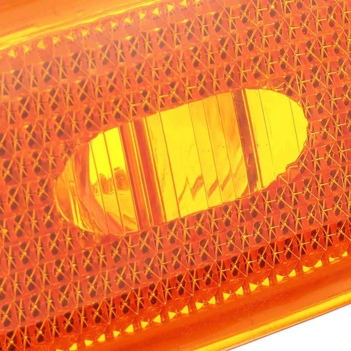 新しい車のライトサイドマーカーランプ用のウインカーメルセデスベンツスプリンター W906 2006 + 車の形状アンバーサイドランプライト A0038202956