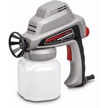 The electric spray gun CROWN CT31012 (Мощность 80 Вт, емкость бачка 700 мл, производительность 250 мл/мин, регулировка скорости)