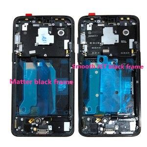 """Image 4 - 6,28 """"Оригинальный супер Amoled M & Sen для OnePlus 6 Oneplus 6 One Plus 6 ЖК дисплей экран + сенсорная панель дигитайзер Рамка Замена"""